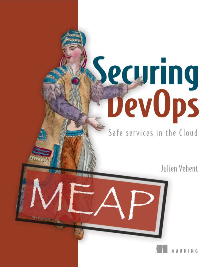 [Reading] Securing DevOps